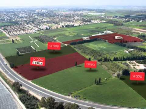 רכישת קרקעות בכרכור – חברת אדמה